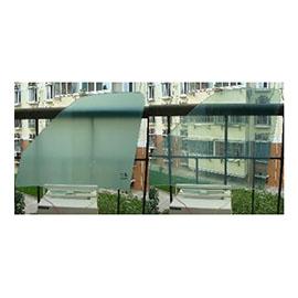 聪明屋智能家居变色玻璃通电透明、人工调光、光控调光CMW-01