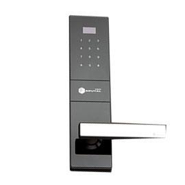 孚顿智控智能家居指纹密码智能锁360°全方位解锁、耗时仅0.5秒S877M