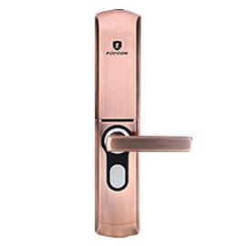 孚顿智控智能家居指纹密码智能锁360°全方位解锁、耗时仅0.5秒B8
