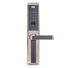 孚顿智控智能家居指纹密码智能锁360°全方位解锁、耗时仅0.5秒B1