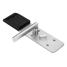 孚顿智控智能家居智能酒店卡锁(银黑色)360°全方位解锁、耗时仅0.5秒S8
