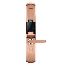 亚太天能智能锁T系列指纹锁具有高性价比、通过使用蓝牙无线连接T135