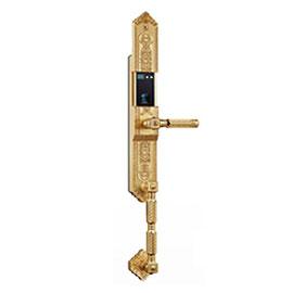 亚太天能智能锁F系列智能指纹锁具有高性价比、通过使用蓝牙无线连接F252