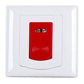 FOCUS美安智能家居无线紧急按钮采用进口优质ABS阻燃材料、具有LED工作状态指示PB-200R