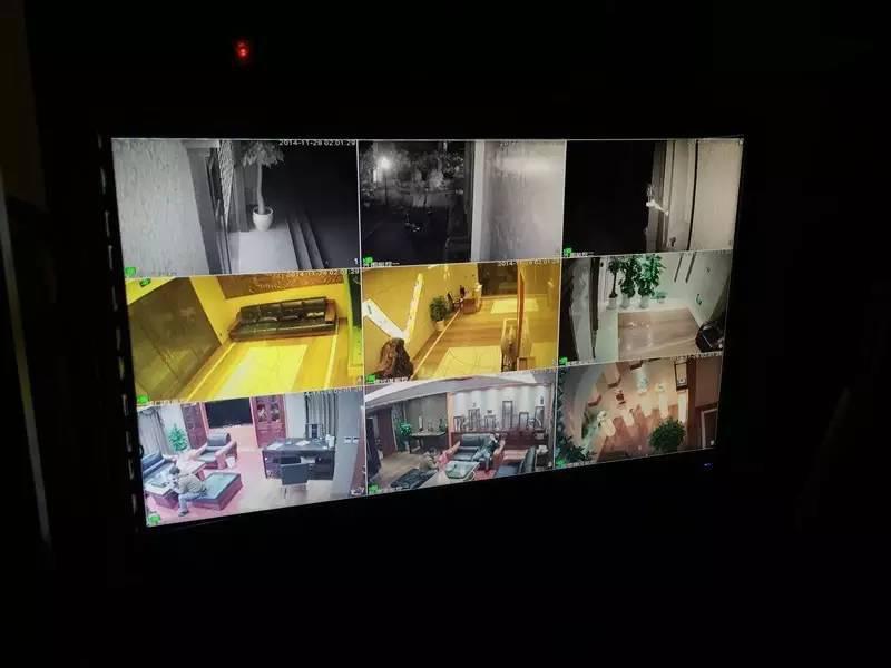 视频监控录像