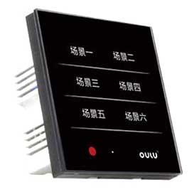 OULU欧璐场景开关OL-WIFI-03