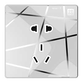 星火原智能墙面插座XHY-04