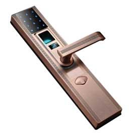 联讯智能门锁内置ZigBee芯片、自动入网LX-18