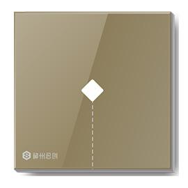 神州思创钻石之星 智能开关玻璃面板/电容式触摸SC-LC-D01