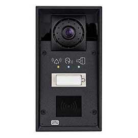 DVACO华歌智能家居可视对讲门口机支持POE供电、内置射频读HG-08