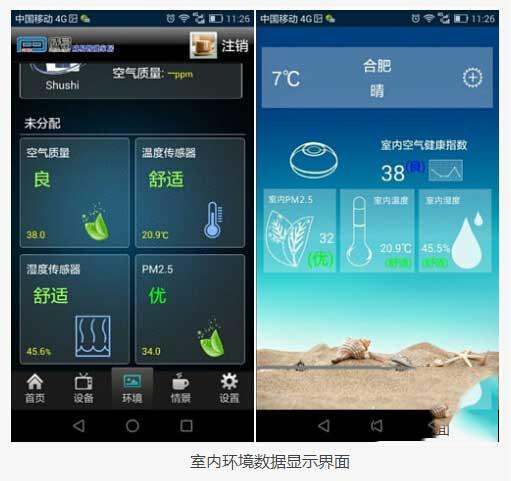 产品测评:中讯威易V-air环境管家测评(图8)