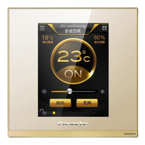 海尔智能触控面板HK-60P4CW