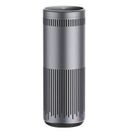扬子智能家居尼克智能语音控制主机铝合金材质、APP控制YZ-NICK