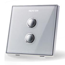NEAT尼特智能家居二位调光智能开关/遥控、远程电话控制及远程网络控制NT-10