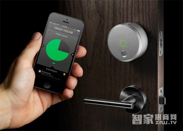 安装智能门锁有哪些好处?