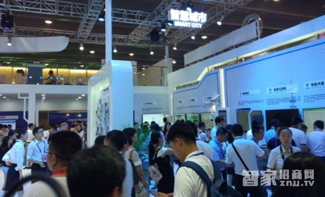 7月28日多灵NB-IoT物联网智能门锁亮相于天翼智能生态博览会