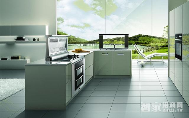 未来厨房里必需的四大智能家电产品