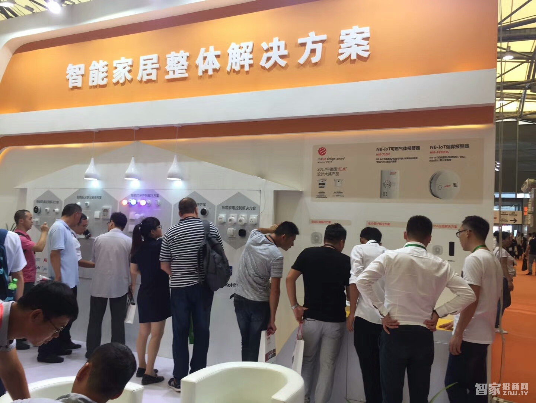 展会直击丨海曼盛装亮相上海&北京,火爆人气见证品牌实力
