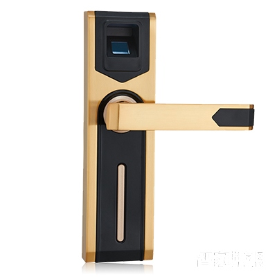 YIWO亿沃智能锁智能灵动版中欧之旅智能指纹锁直板ZX-7102D
