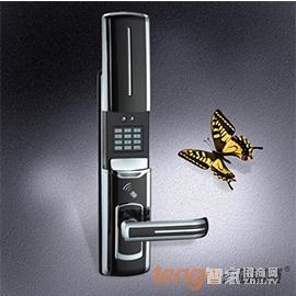 天固智能锁密码感应锁纳米技术处理、手指可360º旋转识别TG8800P-BH