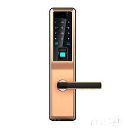鑫煌潮指纹密码锁三种开门方式、锌合金材质XHC-M-808HG