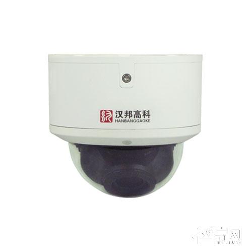 汉邦高科智能安防300万像素半球型网络摄像机HB-IPC353W-P