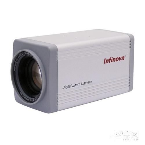 Infinova英飞拓智能安防一体化日夜型摄像机V1242系列