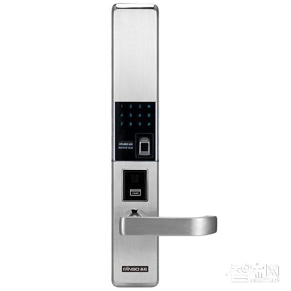 荣事达品冠智慧家指纹锁密码锁APP开锁滑盖PG-XZ8-1