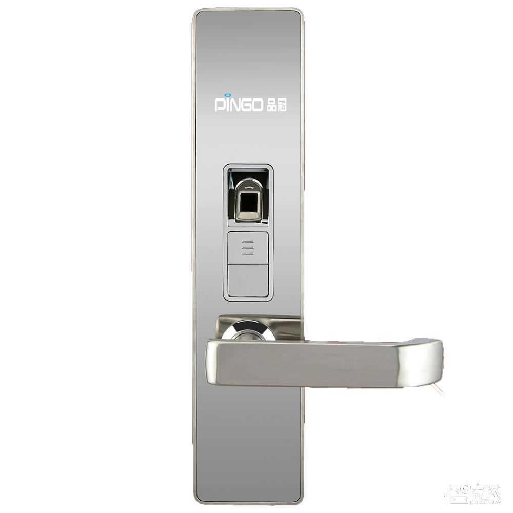 荣事达品冠智慧家直板锁指纹锁密码锁PG-XZ6-4