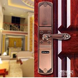 米仓智能锁三种开门方式、不锈钢材质MC8103A