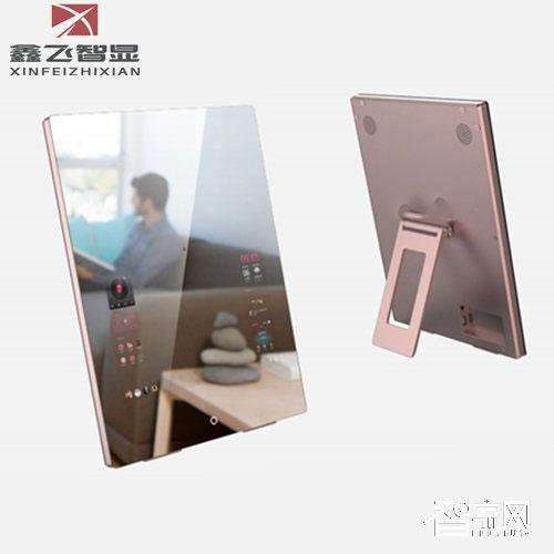 安菲尔智能液晶屏鑫飞智能魔镜智能浴室镜多功能化妆镜XF-GW19M