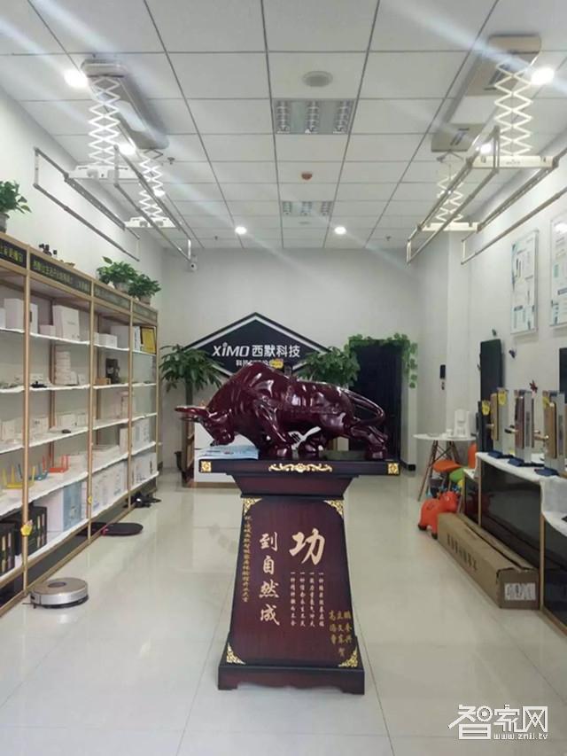 热烈祝贺西默智能家居山西运城体验馆正式开业2.jpg