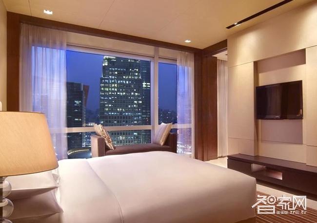 迷你版智慧酒店客房解决方案