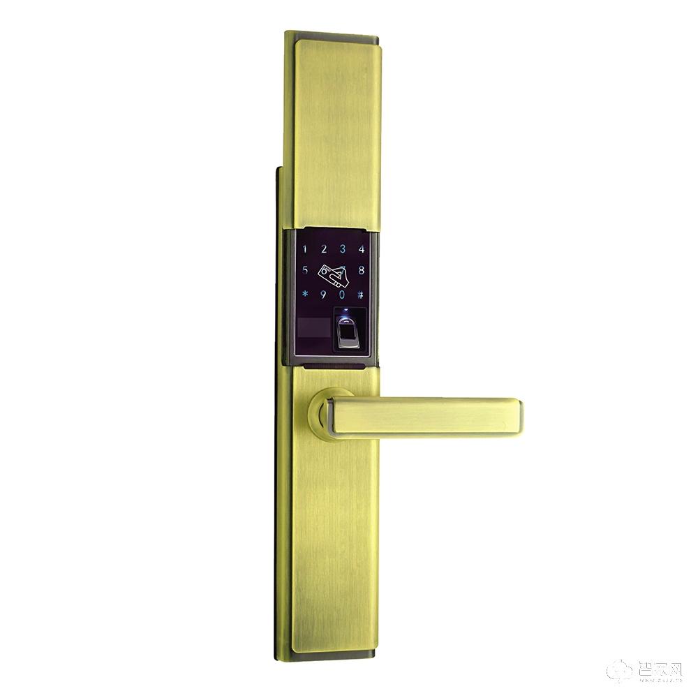 爱·家 维纳斯门将军智能联动锁 滑盖智能锁AJ-03
