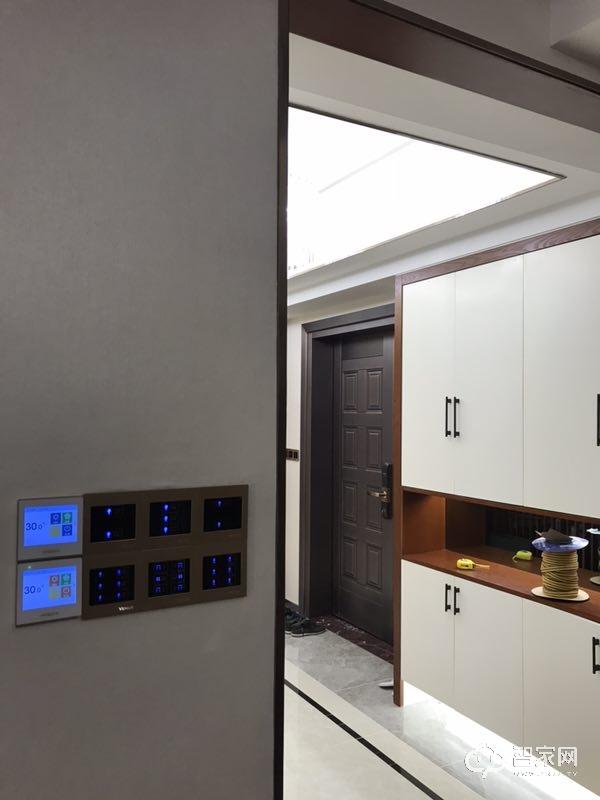 【案例分享】爱家维纳斯三室两厅全套智能家居安装只需半天