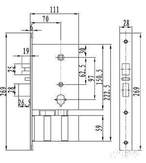 感应锁EW216H-SS(不锈钢丝色)外形尺寸图-2.jpg