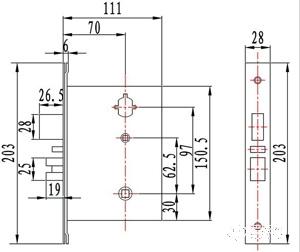 感应锁 豪华纯铜EW216DA-FC-锁芯尺寸.jpg