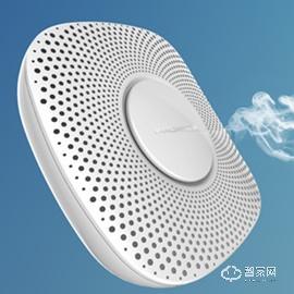 简联智能家居智能烟雾感应器_无线布控烟雾感应器_实时监测多级联动JL-SD231Z0DXH