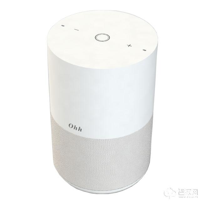Ohh智能家居新一代语音管家 内置Batell网关 自然语音识别系统Ohh-07