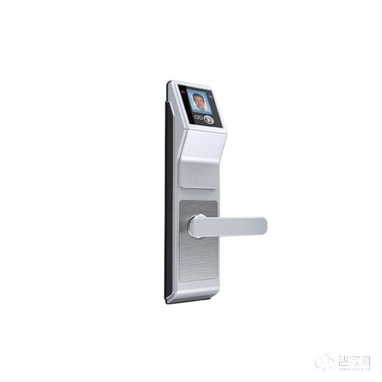 捷盛S618C智能人脸识别锁 别墅家用防盗密码锁S618C