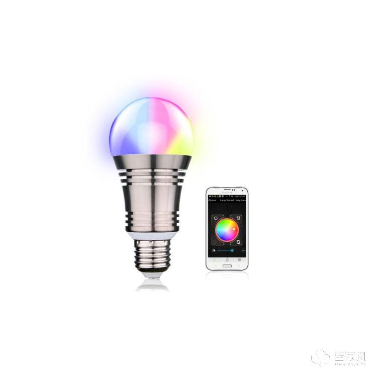 树宝达蓝牙LED智能灯泡 可单独控制或多选控制su-650