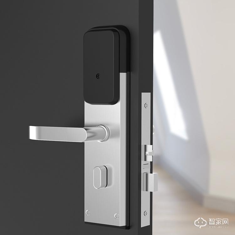 分享云智能家居芝麻云互联网门锁 酒店刷卡密码智能锁X520