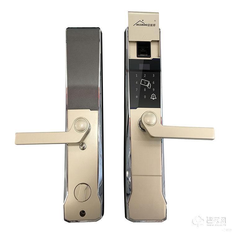 安居邦安居邦智能锁,指纹锁,密码锁AJB-A1