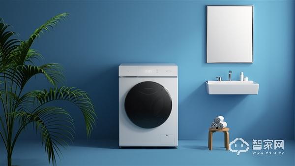 小米进军洗衣机!米家10kg洗烘一体机发布 只需1999元 (3).jpg