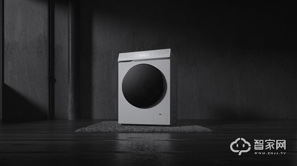 小米进军洗衣机!米家10kg洗烘一体机发布 只需1999元 (1).jpg
