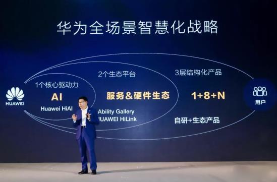 华为首次提出IoT生态三要素,智能家居开放平台未来可期