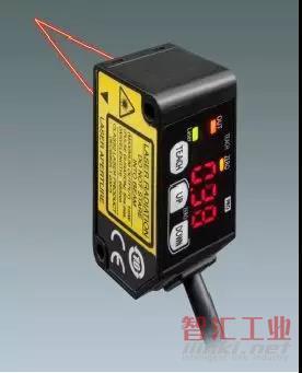 【高性能|操作简便】实现1/100mm的高精度检测 微型激光位移传感器HG-C系列
