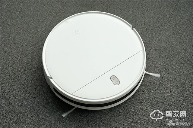 999元入门级产品 米家扫拖机器人G1图赏