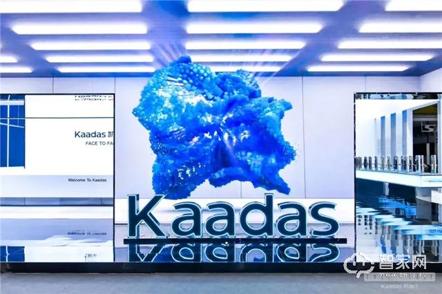 全球首度量产上市,凯迪仕新品3D人脸识别智能锁建博会耀世开启.jpg