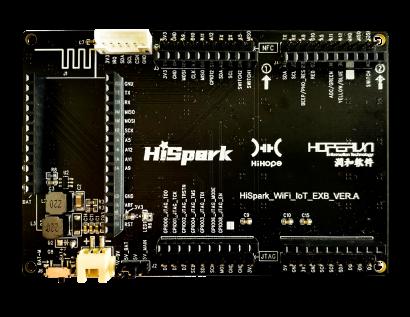 华为海思发布HiSpark智能家居开发套件:全面支持鸿蒙2.0